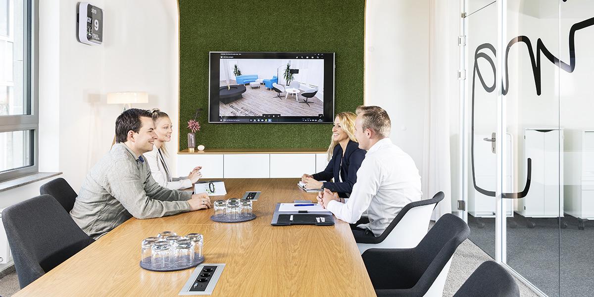 Kienzle Büro-Planung und Einrichtung aus Backnang